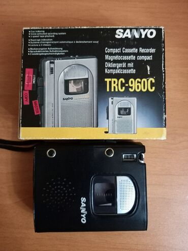 зарядка mini usb в Азербайджан: Диктафон