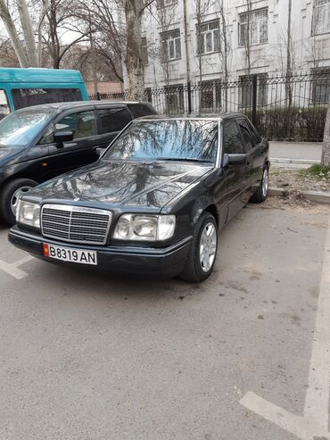 Mercedes-Benz W124 2.3 л. 1992 | 250000 км