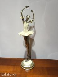 Статуэтка-Танцующая балерина-это маленькое искусство в вашем доме! в Бишкек