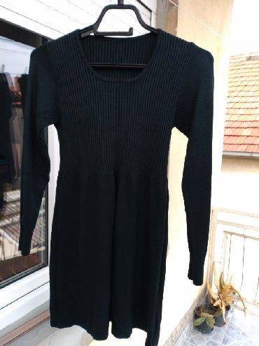 Crna-tunika - Srbija: Crna tunika, pamučni konac, odlična