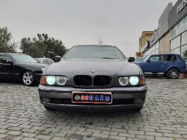 bmw-5-серия-525-mt - Azərbaycan: BMW 525 2.5 l. 1997 | 315000 km
