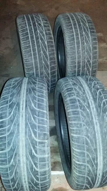 шины 195 65 r15 лето купить в Кыргызстан: Продаю шины летние жирные окончательно без торга