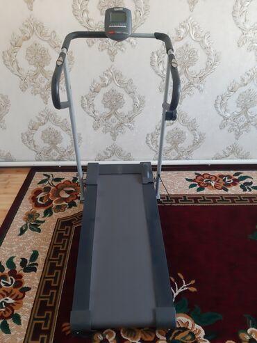 Спорт и хобби - Массы: Продаётся беговая дорожка механическая адрес Джалал Абадская область