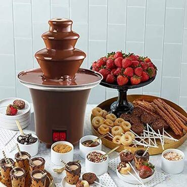 Sako sa - Srbija: Čokoladna fontana sa 3 nivoaCENA 2250 dinNije lako nabrojati sva