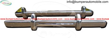 Bentley T1 bumpers year (1965-1977) stainless steel  in Amargadhi  - photo 2