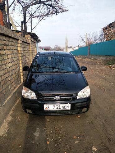 автомобиль hyundai getz в Кыргызстан: Hyundai Getz 1.4 л. 2004 | 2900000 км