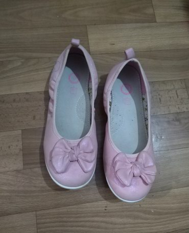 балетки войлочные в Кыргызстан: Балетки кожаные, абсолютно новые (р35)
