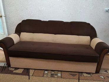 Продаю мягкую мебель диван и 2 кресла. в Бишкек