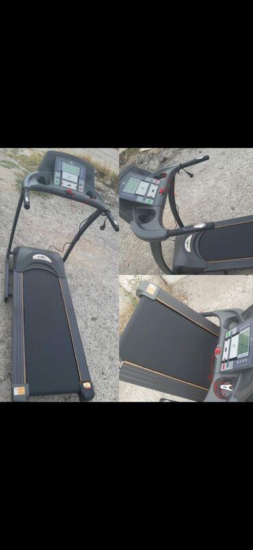 qacis aparati satilir in Azərbaycan | TRENAJORLAR: Qaçış aparati 650₼ satilir. Cox az istifade elemisik.110kq ucundur