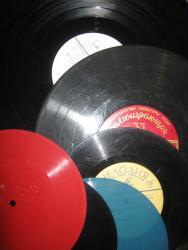 пластинки в Кыргызстан: Для поделок и интерьера! МНОГО!!!!По ГОСТ 5289-61 пластинки 33 1/3