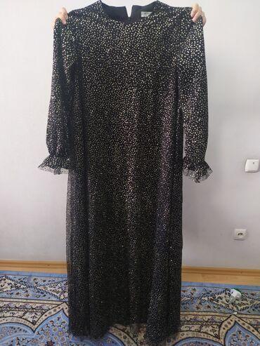 блестящее черное платье в Кыргызстан: Платье блестящее