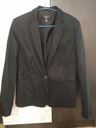 Женский пиджак одивала пару раз состояние отличное размер L в Лебединовка