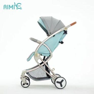 удобные коляски для новорожденных в Кыргызстан: Aimile a1 удобная, практичная коляска! Срочно,уступим)) только ватсап!