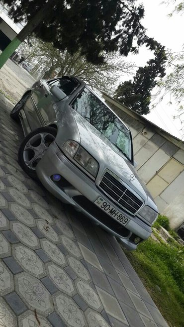 Mercedes-Benz C 230 1998 in Ağdaş
