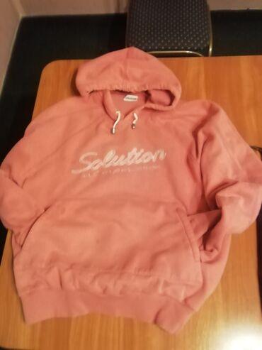 Košulje i bluze - Arandjelovac: Duks bebi roze topao