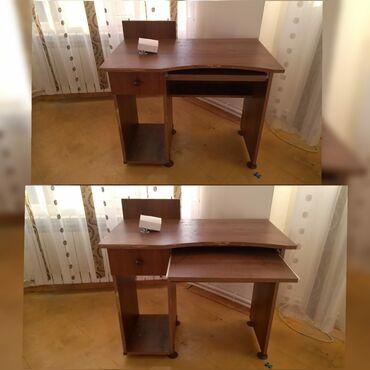 Kompyuter masası Normal veziyyətdə Qiymət: 20 m Ünv:Şıxov