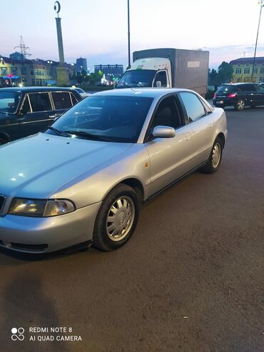 Audi - Azərbaycan: Audi A4 2 l. 1998 | 2314 km