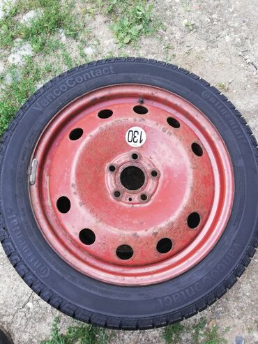 Vulkanizer - Srbija: Ćopavac 185 60 R17 C. Prodajem jedan polovan rezervni točak ćopavac za