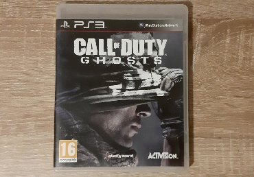 Call centar - Srbija: Call of Duty ghosts ps3
