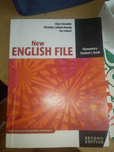 New engilsh file elementary 2si biyerde 4.50 yenidir