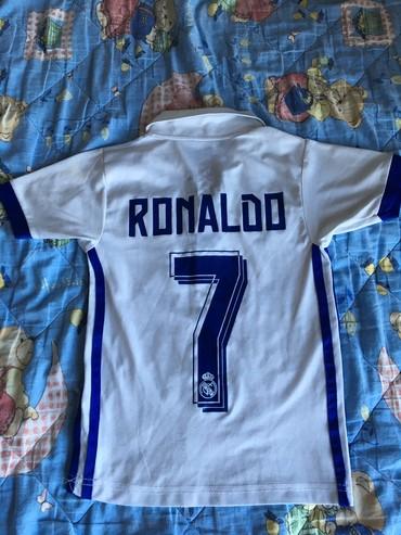Dres i sorc Real Madrid Ronaldo 7 Velicina 104 - Beograd - slika 3