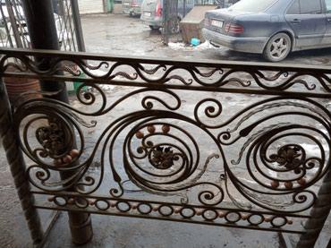 Делаем решетки и Ограды в Шопоков