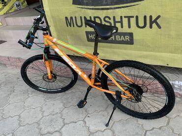Продаю  велосипед BSDA MTB в одних руках!  первый хозяин  отличное сос