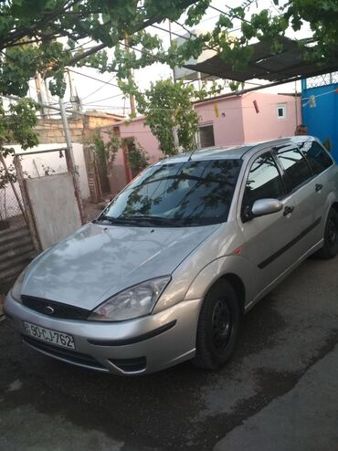 Ford Kürdəmirda: Ford Focus 1.6 l. 2004 | 356856988 km