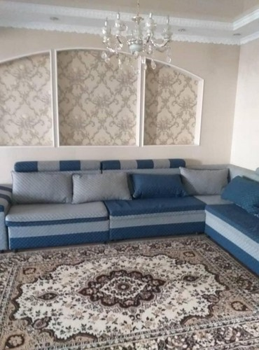 Сдается квартира: 3 комнаты, 102 кв. м., Бишкек в Бишкек