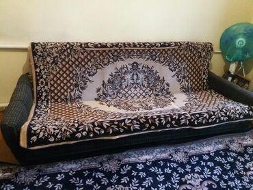 Продается б/у диван раскладной