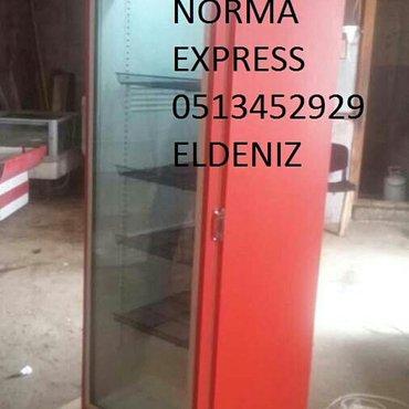 Bakı şəhərində Market vitrin soyuducularin munasib qiymete satiwi  ve diger soyuducul