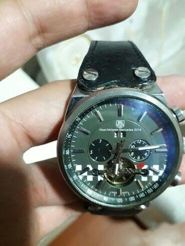 Qol saatları - Mingəçevir: Qara Kişi Qol saatları Swiss Eagle