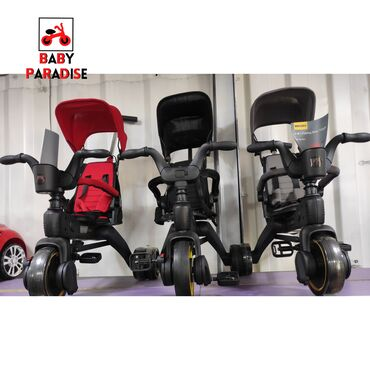 Babyparadise_kg Мы получили Liki Trike от Doona. Самый компактный