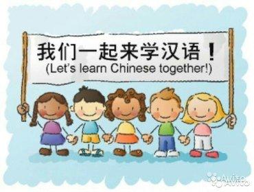 Репетитор на дому (у меня) Китайский язык для начинающих! Для школьник в Бишкек