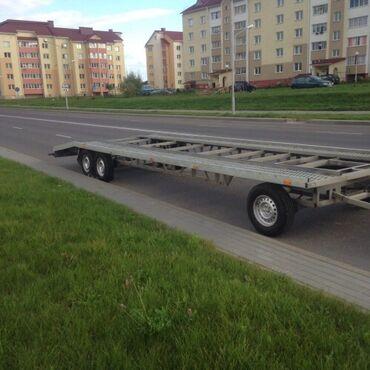 15 С размер колёс усилен для джипов. Прицеп автовоз!!! Масса 680 кг