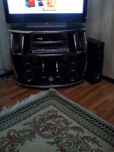 Bakı şəhərində televizor altı