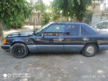 Транспорт - Кочкор-Ата: Mercedes-Benz W124 2.3 л. 1990