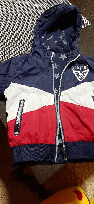 Dečije jakne i kaputi | Uzice: Decija jakna sa 2 licavelicina 2-3god!  Ocuvana,kao nova!