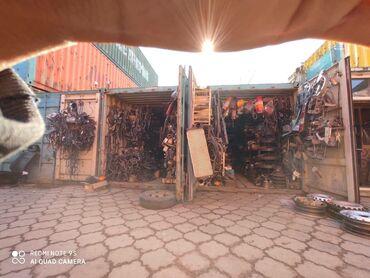 запчасти mercedes w124 в Кыргызстан: Привозные авто запчасти на Спринтер