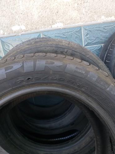 шини 17 60 в Кыргызстан: 205.60.15 три штук. по 500с215.55.17 три штук215.60.16 пара есть все