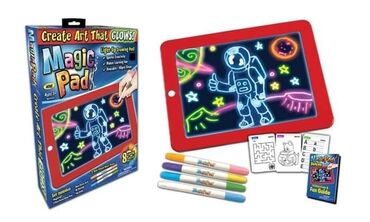 Elektronika - Zajecar: Oživite svoju umetnost uz pomoć Magične table za crtanje.Magična table