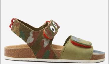 Next сандали, новые, 100% кожа, размер: 20.5 и 23
