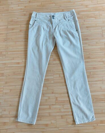 Lanene pantalone - Srbija: ONLY Lanene Pantalone (Svajcarska)Predivne ONLY Lanene Pantalone. Kao
