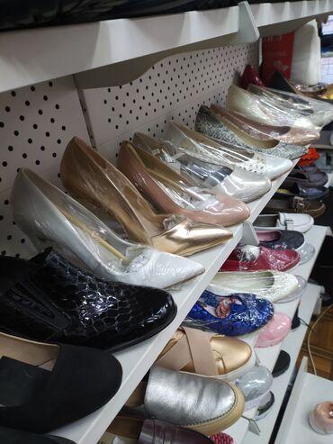 черные женские туфли в Кыргызстан: Женские вечерние туфли из Германии. Размеры от 36 по 40