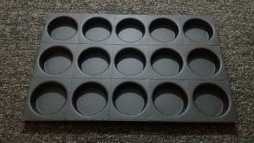 fejri-0-5 в Кыргызстан: Листы для выпечки булочек, диаметр 0, 90