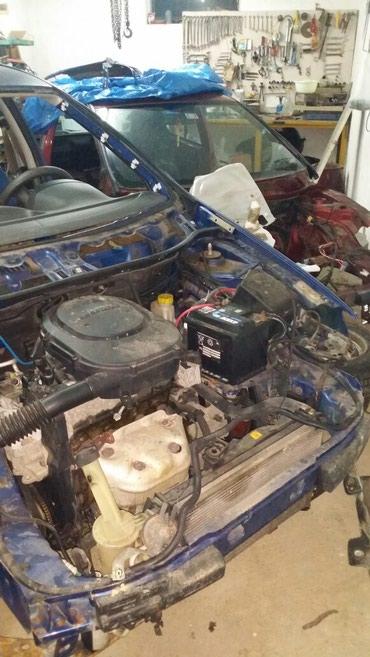 Motor punto 2 1.2 8 v - Krusevac