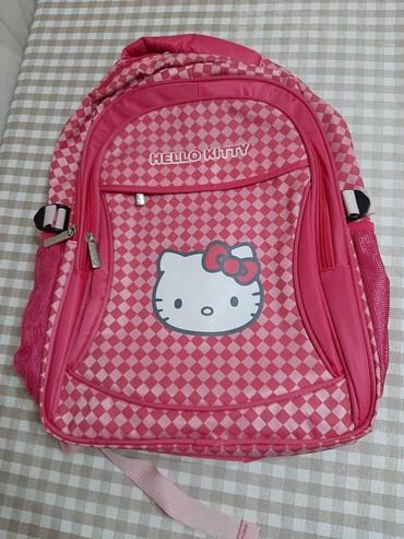 Рюкзак школьный,Hello Kitty