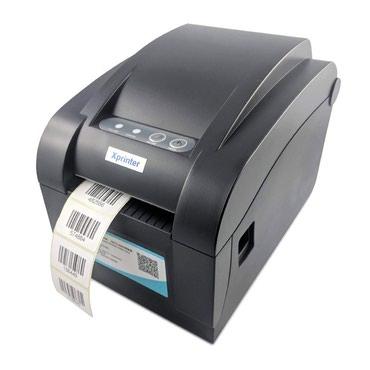 продам-принтер-бу в Кыргызстан: Термопринтер, принтер для этикетокXprinter 350B баркод принтер