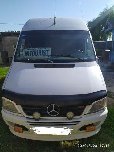 Mercedes-Benz Sprinter 2.2 л. 2005 | 405416 км