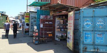 Продаю контейнер на Кудайбергене 39Н, около камазовского ряда